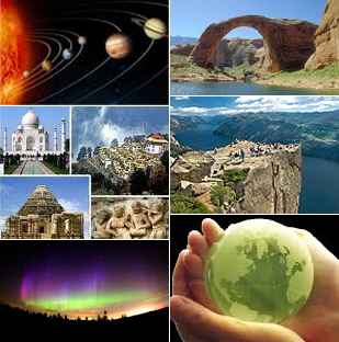 Natural Wonders of World