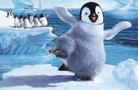 Mumble Happy Feet Dancing Image - Science for Kids All About Penguins