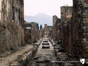 Pompeii City Image