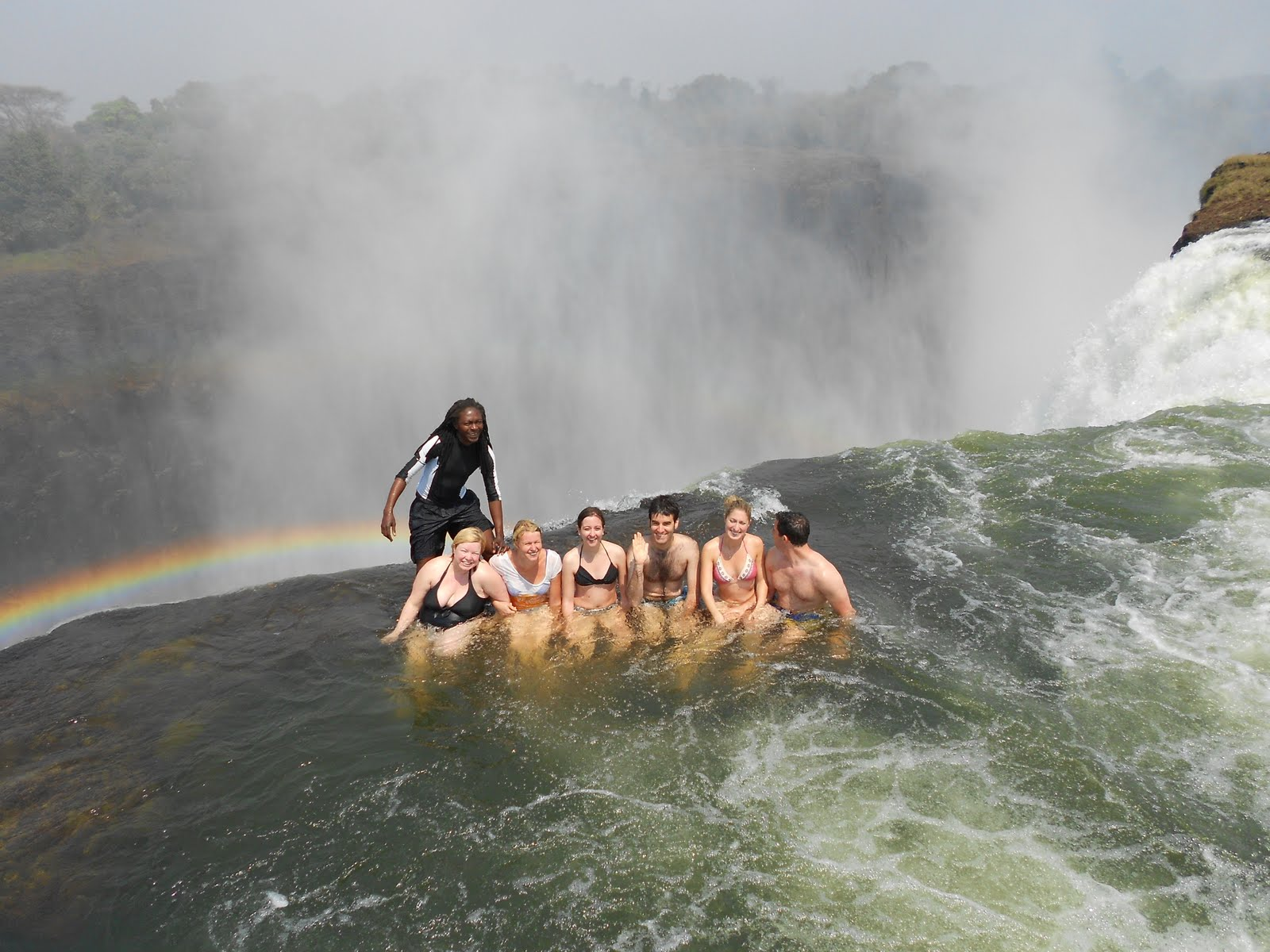 Victoria falls facts for kidseasy science for kids for Devils swimming pool victoria falls