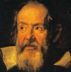 Galileo Portrait Painting Image - Science for Kids All About Galileo