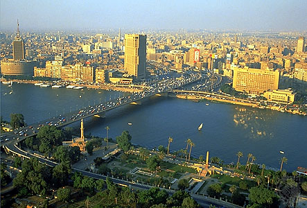 Nile River Image