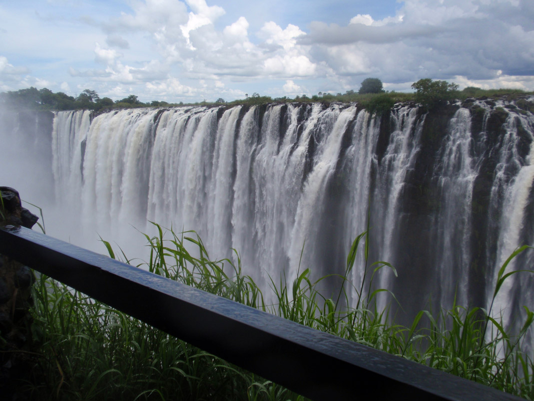Victoria Falls – The World's Largest Waterfall