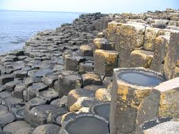 Columns of the Giant's Causeway Image