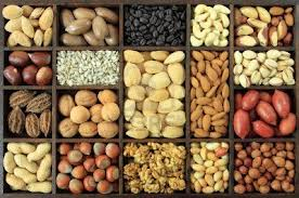 Kinds of Dry Fruits: Nuts Image