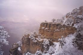 Winter at the Grand Canyon Image