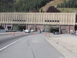 Eisenhower Tunnel Image - Science for Kids All About Tunnels