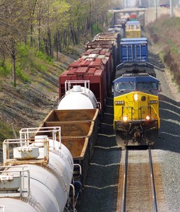 Freight Trains Image
