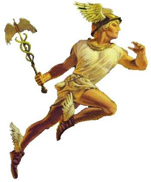 Mercury, the Fastest Roman God Image