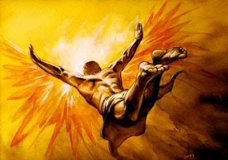 Daedalus and Icarus – A Greek Myth