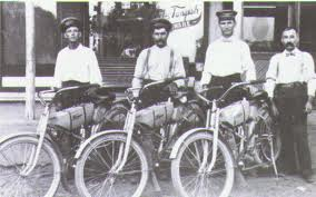 Early Mail Carriers Image