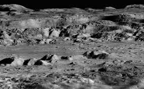 Moon's Surface Image