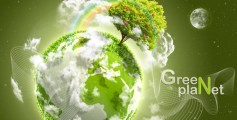 green-planet image