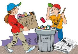 Kids Recycling Image