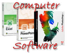 Computer Software Image