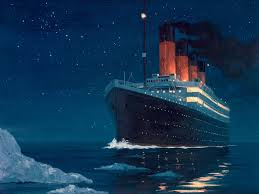 Titanic, a Steam Powered Ship Image