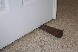 Wedge Under a Door Image