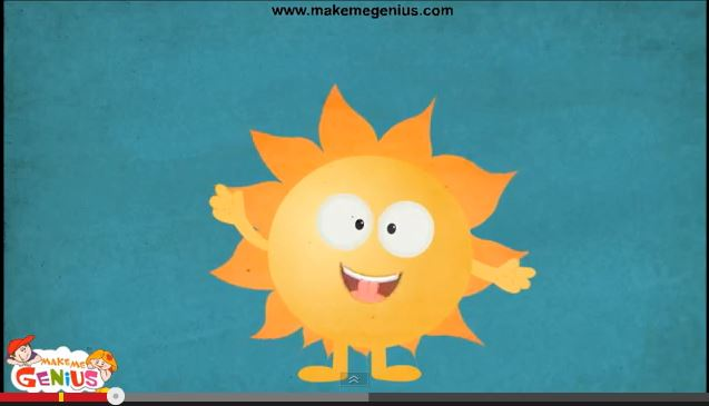 The Sun Activity Sheet – Free to Download Printable Find Hidden Words Activity Sheet