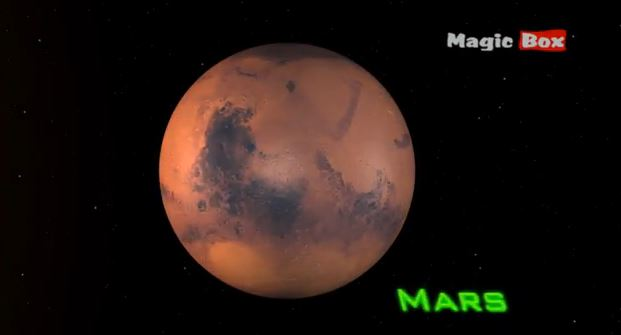 Mars Facts For Kids Video - Easy Science For Kids