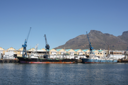 All about Africa Easy Science for Kids - Image of an African Port