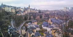 All about Luxembourg Fun Science Facts for Kids - image of Luxembourg City