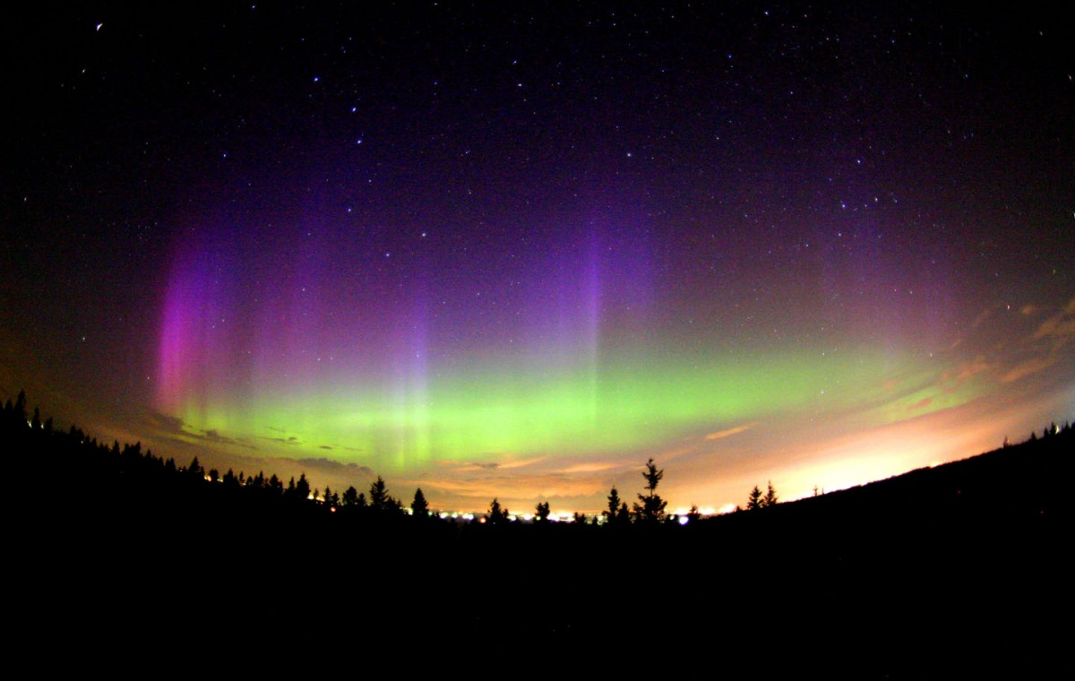 All about Northern Lights for Kids Image - The Northern Lights Worksheet