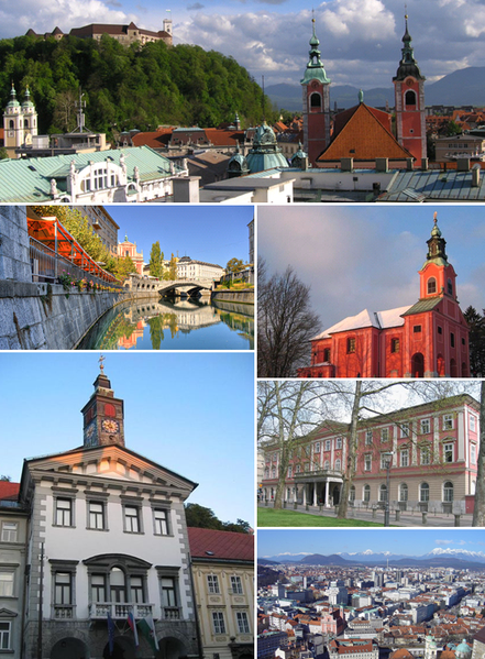 All about Slovenia Fun Geography Facts for Kids - Pictures of the Ljubljana City of Slovenia - Slovenia Quiz - Slovenia Worksheet