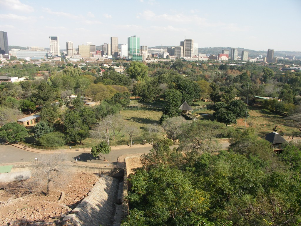 All about South Africa for Kids - Image of the South African Pretoria Zoo