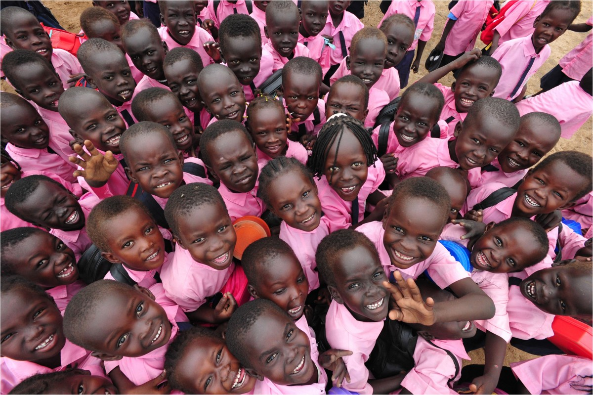 All About Sudan and South Sudan Fun Facts for Kids - Image of Sudanese Children - Sudan and South Sudan Quiz