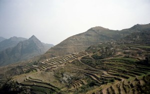 All about Yemen for Kids - Image of Mountains of Yemen