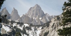 All About Tallest Mountains in the Continental United States for Kids - Mount Whitney