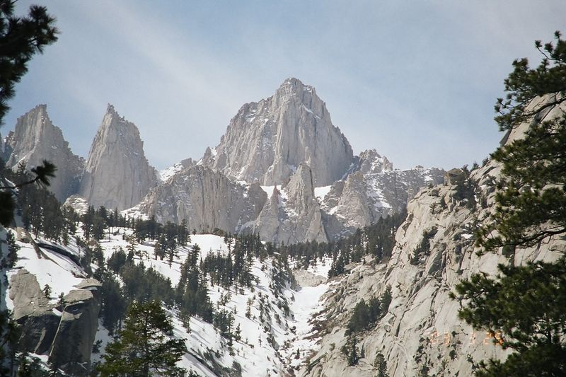 Tallest Mountains In The Continental United States - United states mountains