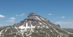 All about the Top 10 Tallest Mountains in the Continental United States for Kids - the Uncompahgre Peak