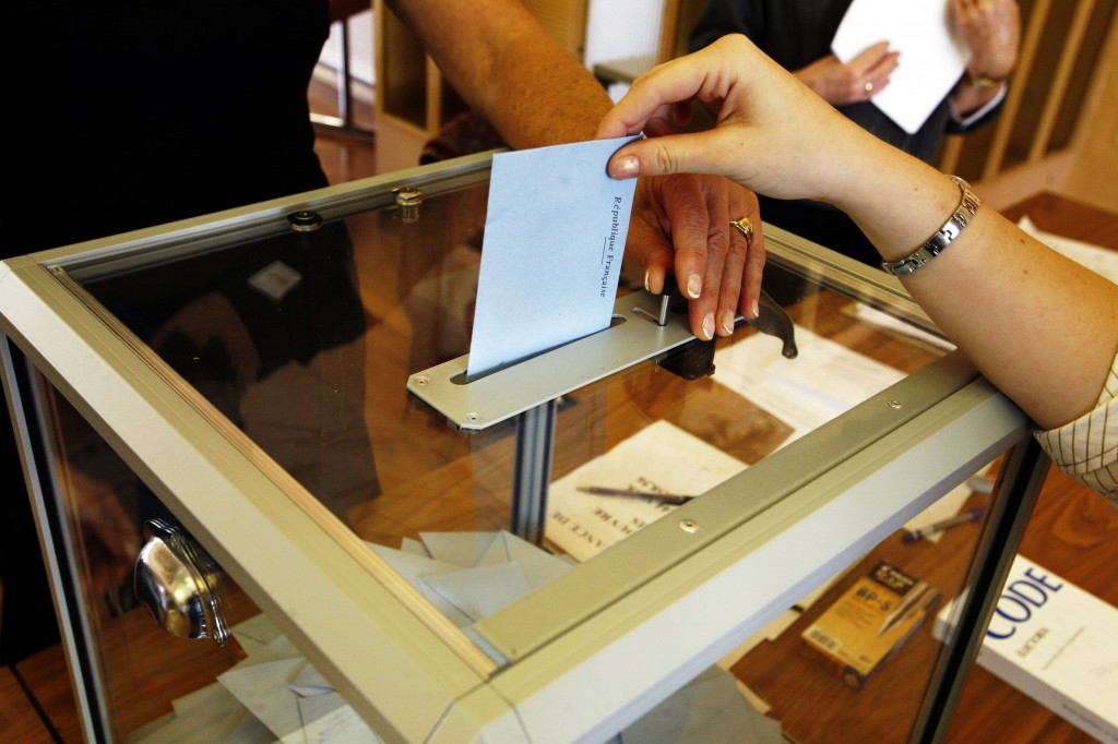 All about the United States of America for Kids - Image of Casting Votes