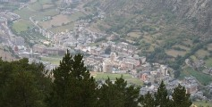 Earth Science Fun Facts for Kids on Andorra - Encamp Town, Andorra image
