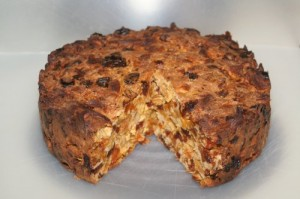 Easy Earth Science or Kids on Halloween in Ireland - Irish Barnbrack Cake for Halloween
