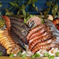 Easy Geography for Kids on Regional Foods Quiz - Fresh Fish and Seafood image