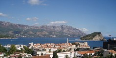 Easy Kids Science Facts on Montenegro - Budva Landscape in Montenegro - Montenegro Worksheet