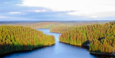 Easy Science Kids Facts All about Finland - Image of a Finland Scenery