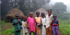 Easy Science Kids Facts about Guinea - Image of the Guinean Children - Guinea Quiz