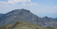 Easy Science Kids The Tallest Mountains in the Continental United States - the Mount Harvard