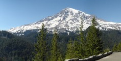 Easy Science Kids The Tallest Mountains in the Continental United States - the Mount Rainier