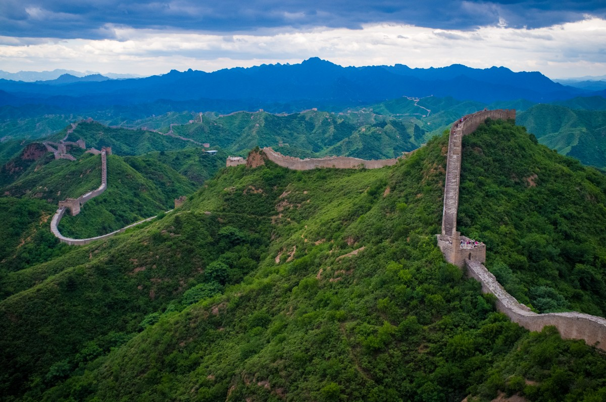 Easy Science for Kids on China - the Great Wall of China Image - China Quiz