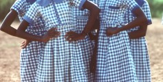 Easy Science for Kids on Gambia Image of Gambian Children - Gambia Worksheet