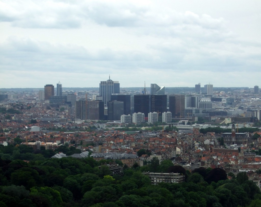 Fun Earth Science for Kids on Belgium - Image of Brussels, the Capital of Belgium