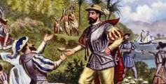 Fun Earth Science for Kids All About Juan Ponce De Leon - an Illustration of Juan Ponce De Leon
