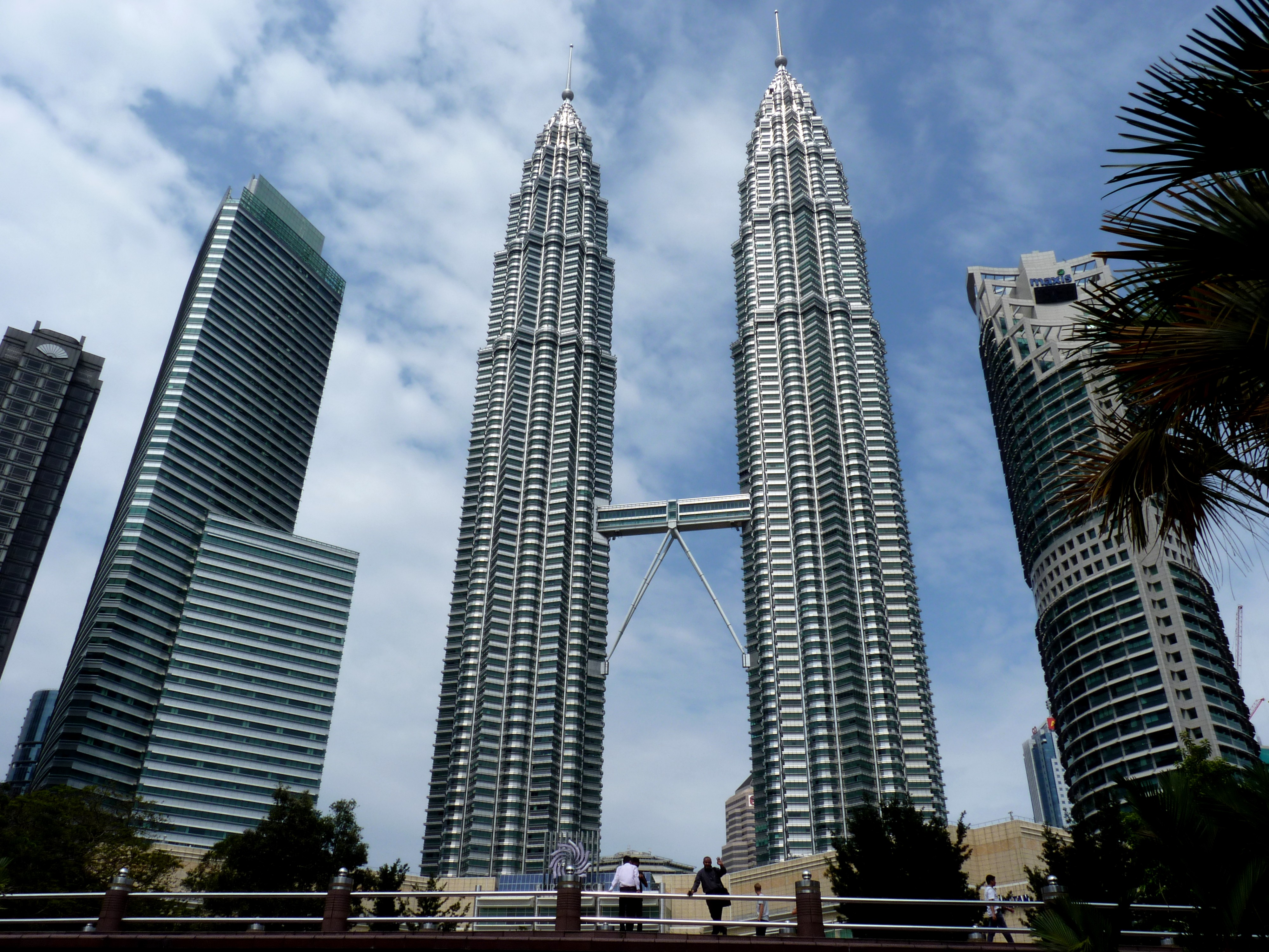 Petronas Towers Facts For Kids
