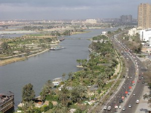 Fun Facts for Kids All About Rivers - Image of the Nile River
