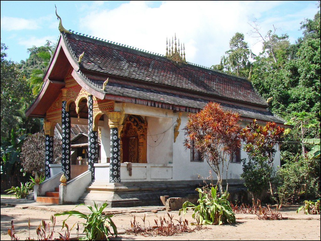 Fun Facts for Kids All about Southeast Asia - Laos Pagoda Temple in Southeast Asia