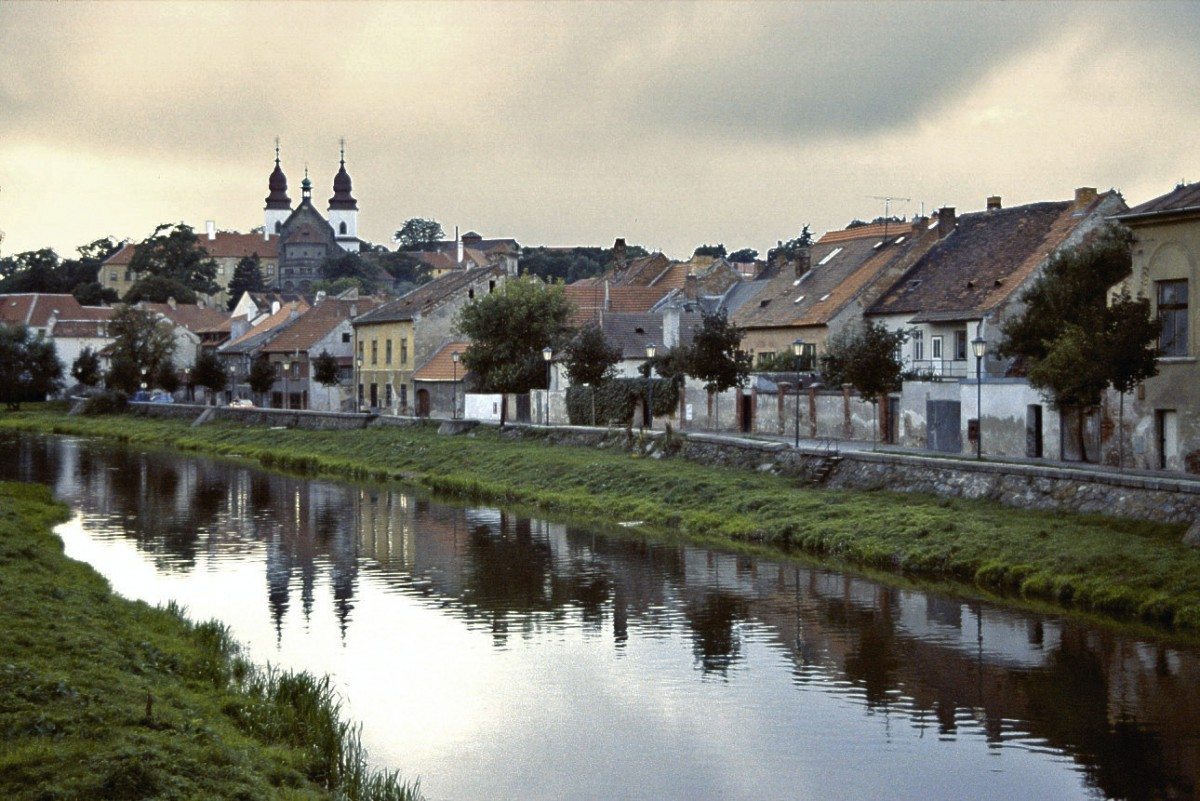 Fun Facts for Kids on the Jewish Quarter in Trebic Image
